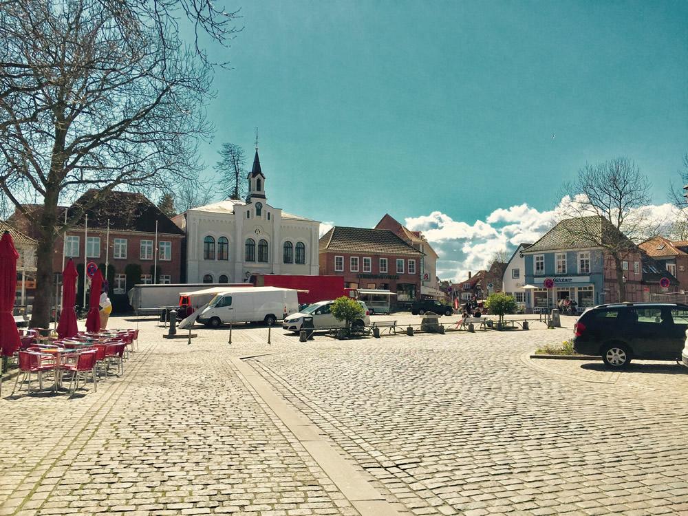 Rathaus Oldenburg in Holstein